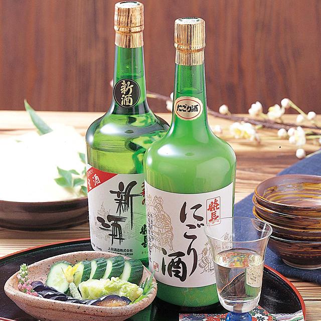 上田酒造(日本酒、甘酒)
